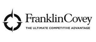 mark for FRANKLINCOVEY THE ULTIMATE COMPETITIVE ADVANTAGE, trademark #85662324