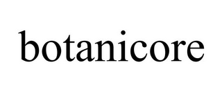 mark for BOTANICORE, trademark #85662390
