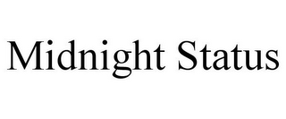 mark for MIDNIGHT STATUS, trademark #85662437