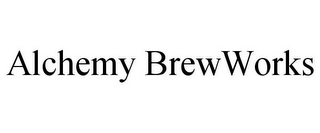 mark for ALCHEMY BREWWORKS, trademark #85662621