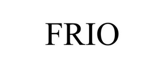 mark for FRIO, trademark #85662877