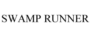 mark for SWAMP RUNNER, trademark #85663163