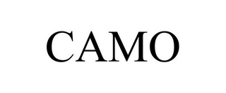 mark for CAMO, trademark #85663251