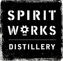 mark for SPIRIT WORKS DISTILLERY, trademark #85663321