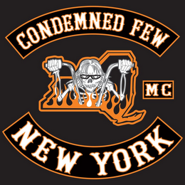 mark for CONDEMNED FEW MC NEW YORK, trademark #85663373