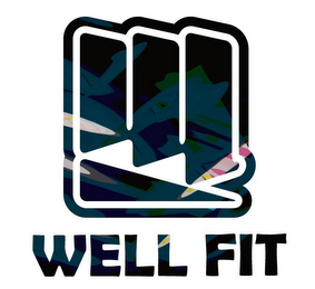 mark for WELL FIT, trademark #85663535