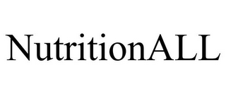 mark for NUTRITIONALL, trademark #85663848