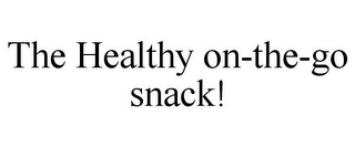 mark for THE HEALTHY ON-THE-GO SNACK!, trademark #85663891