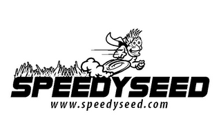 mark for SPEEDYSEED WWW.SPEEDYSEED.COM, trademark #85663941