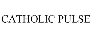 mark for CATHOLIC PULSE, trademark #85663960