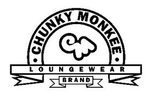 mark for · CHUNKY MONKEE · CM LOUNGEWEAR BRAND, trademark #85664335