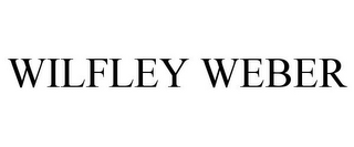 mark for WILFLEY WEBER, trademark #85664354