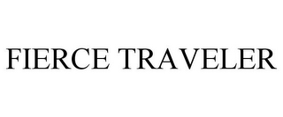 mark for FIERCE TRAVELER, trademark #85664706