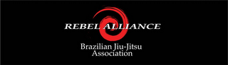 mark for REBEL ALLIANCE BRAZILIAN JIU-JITSU ASSOCIATION, trademark #85664728