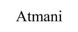 mark for ATMANI, trademark #85664759