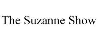 mark for THE SUZANNE SHOW, trademark #85664875