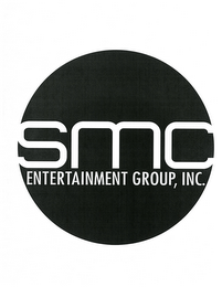 mark for SMC ENTERTAINMENT GROUP, INC., trademark #85664981