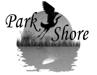 mark for PARK SHORE, trademark #85665202