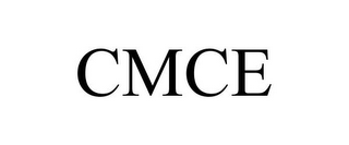 mark for CMCE, trademark #85665349