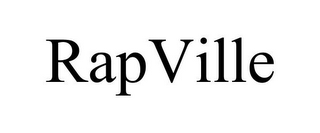 mark for RAPVILLE, trademark #85665486