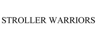 mark for STROLLER WARRIORS, trademark #85665587