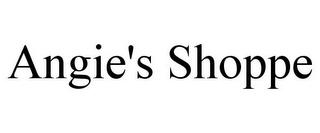 mark for ANGIE'S SHOPPE, trademark #85666142