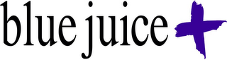 mark for BLUE JUICE, trademark #85666316