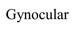 mark for GYNOCULAR, trademark #85666440