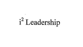 mark for I2 LEADERSHIP, trademark #85666829