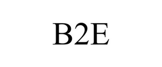 mark for B2E, trademark #85667164