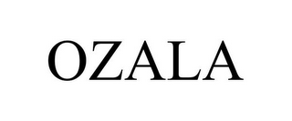 mark for OZALA, trademark #85667172