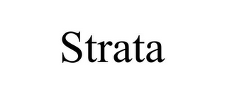 mark for STRATA, trademark #85667441