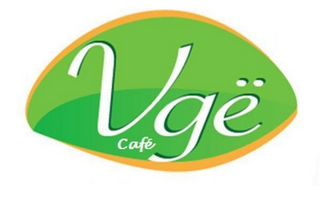 mark for VGË CAFÉ, trademark #85667543