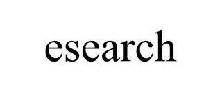 mark for ESEARCH, trademark #85667639