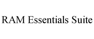 mark for RAM ESSENTIALS SUITE, trademark #85667760