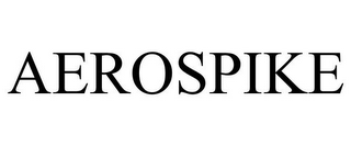 mark for AEROSPIKE, trademark #85667803