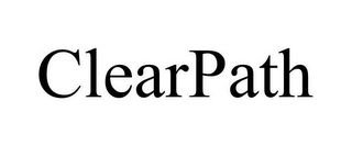 mark for CLEARPATH, trademark #85667807