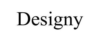 mark for DESIGNY, trademark #85667857