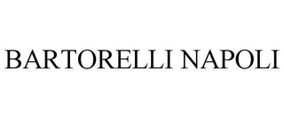 mark for BARTORELLI NAPOLI, trademark #85668098