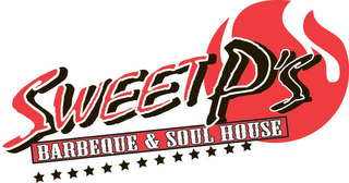 mark for SWEET P'S BARBEQUE & SOUL HOUSE, trademark #85668279