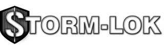 mark for STORM-LOK, trademark #85668486