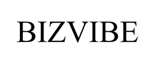 mark for BIZVIBE, trademark #85668519