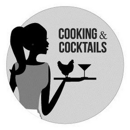 mark for COOKING & COCKTAILS, trademark #85668785