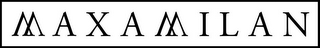 mark for MAXAMILAN, trademark #85668945