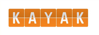 mark for KAYAK, trademark #85669002