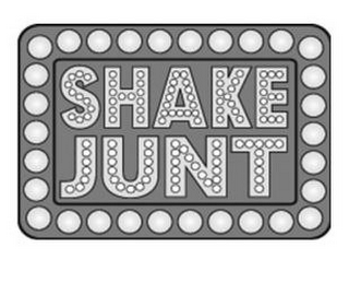 mark for SHAKE JUNT, trademark #85669370