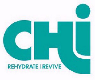mark for CHI REHYDRATE/REVIVE, trademark #85669396