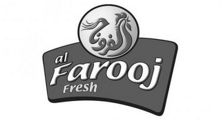 mark for AL FAROOJ FRESH, trademark #85669444