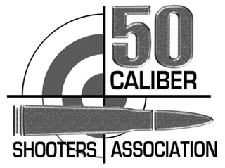 mark for 50 CALIBER SHOOTERS ASSOCIATION, trademark #85669651