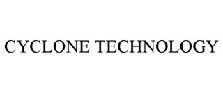 mark for CYCLONE TECHNOLOGY, trademark #85669889